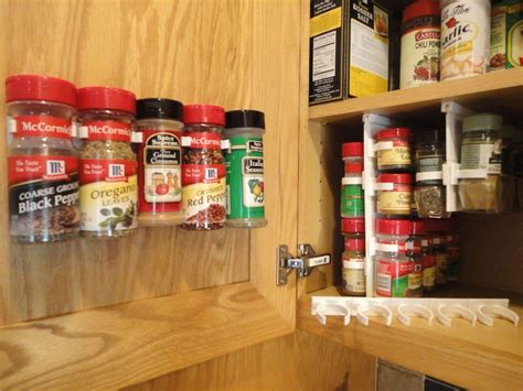 How To Make Spice Racks For Kitchen Cabinets Diy Spice Rack And Ideas Guide Patterns
