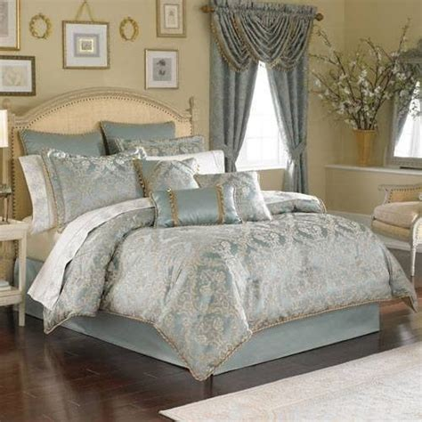 8 pc croscill bonneville napoleon king size comforter