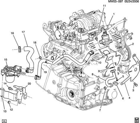 2000 buick century engine diagram 2000 buick lesabre pcv valve location free wiring