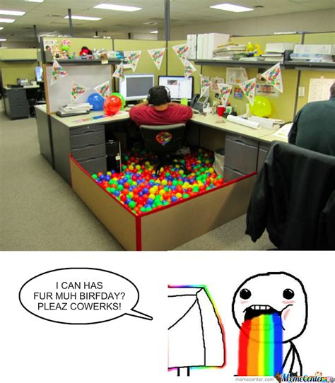 Ball Pit Meme - cubical ball pit by thatguyxlr meme center