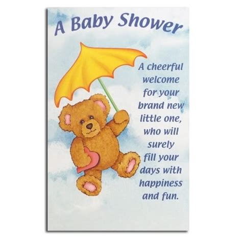 Baby Shower Greeting Card Wording by What Messages To Write In A Baby Shower Card Baby