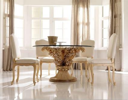 Mesas de vidrio para el comedor   Decoración de Interiores