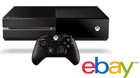 ebay xbox one console over 12 000 xbox one consoles have been sold on ebay in