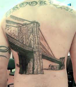 bridge tattoo the bridge is forever so get a of it