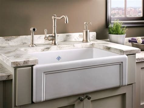kitchen sinks and faucets designs installare lavelli in ceramica componenti cucina come