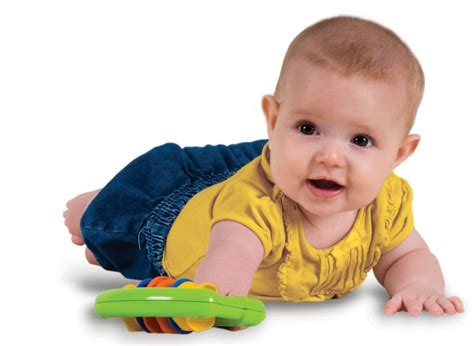 best toys for 3 month babies to develop