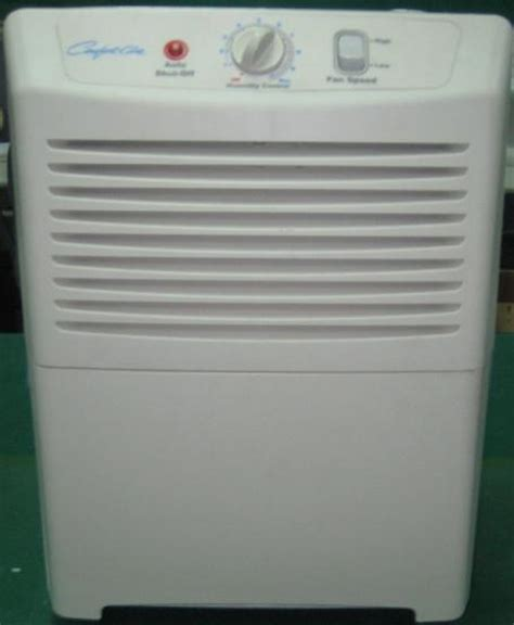 Comfort Aire Dehumidifier Manual by Home Fires Prompt Dehumidifier Recall Reannouncement From
