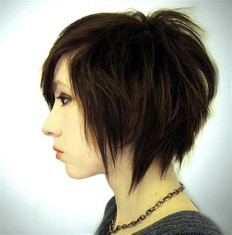 back of razor haircuts pictures of razor cut hairstyles front and back short