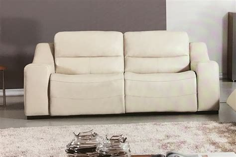 Leather Sofa Power Recliner Avana Italian Leather Power Reclining Sofa