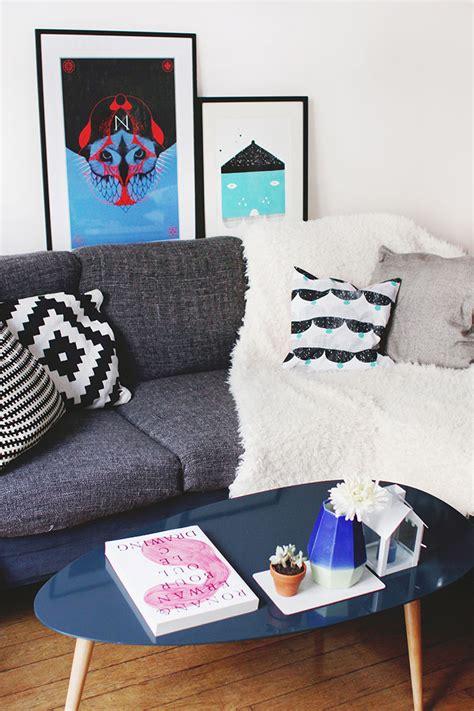 Sponge For Sofa Design A Parisian Apartment Of Light And Pattern Design Sponge