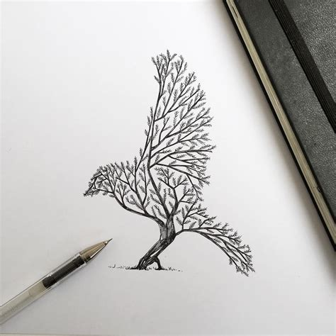birds and tree tattoo birds and tree tattoos on side for