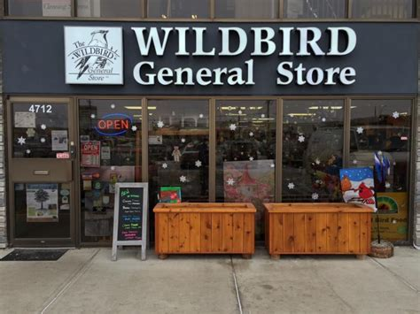 the wildbird general store opening hours 4712 99 st nw