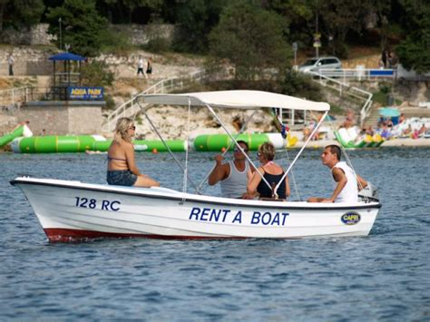 where to rent a boat rent a boat apartments mikulic sevid