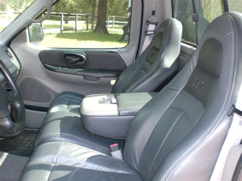 Ford Lightning Interior by 2000 Ford F 150 Svt Lightning Interior Pictures Cargurus