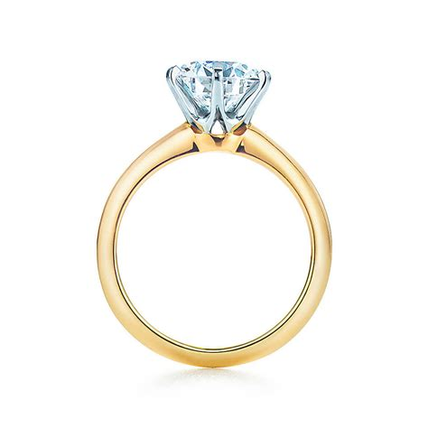 Engagement Gold Ring Pic by Are Engagement Rings White Gold
