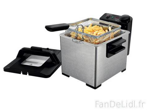 friteuse et cuisine friteuse 224 zone cuisson et cuisine fan de lidl fr