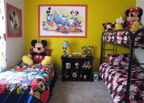 mickey mouse bedroom accessories mickey mouse bedroom decor in baby kids furniture