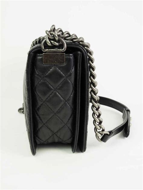Bag Tas Chanel Classic Klasik Clasic bag chanel boy enchained large vintage united
