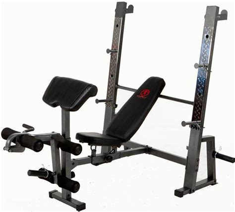 marcy diamond elite olympic weight bench new marcy diamond elite md 823 weight lifting bench ebay