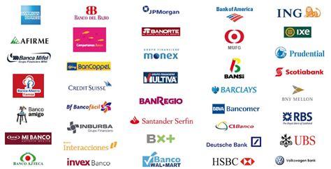 identidad de marca en instituciones bancarias - Bancos Mexico