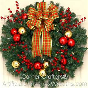 Christmas wreath artificialchristmaswreaths com christmas wreaths
