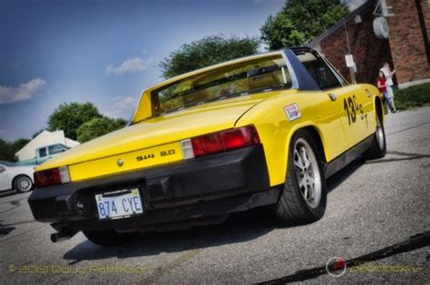 porsche 914 yellow seller of cars 1976 porsche 914 sunflower