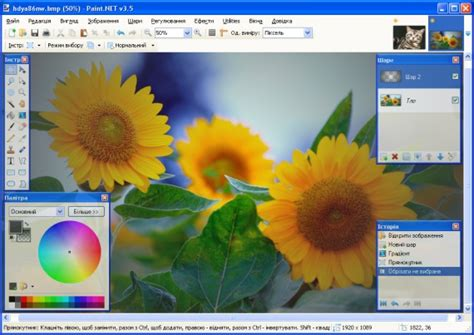 painting free software paint net for windows free software directory