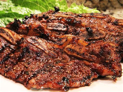 Daesang Beef Galbi Bbq Sauce Saus Barbecue Iga kalbi made from pat lafrieda ribs pat lafrieda purveyors