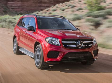 new 2017 mercedes gls 550 price photos reviews