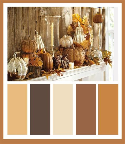 Wandgestaltung Mit Farbe 2452 by The Color Scheme For Updating A Home For Fall