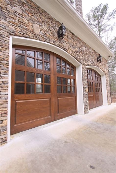 craftsman style garages craftsman style garage doors by jacklyn the hudson