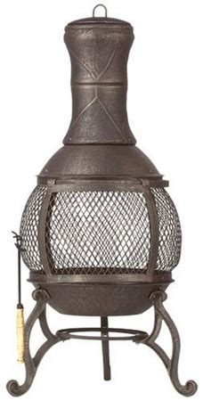 Cast Iron Chiminea Reviews Best Cast Iron Chiminea Fireplace Reviews 2014 A Listly List