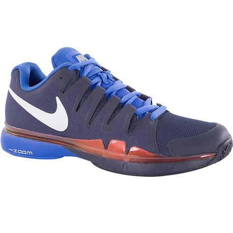 nike zoom vapor 9 5 tour s tennis shoe blue white