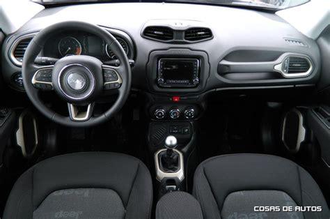 jeep renegade interior entrevista a pablo garc 237 a leyenda de jeep
