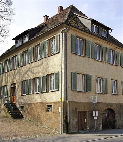 wohnungen heitersheim das 98er schulhaus bleibt erhalten heitersheim