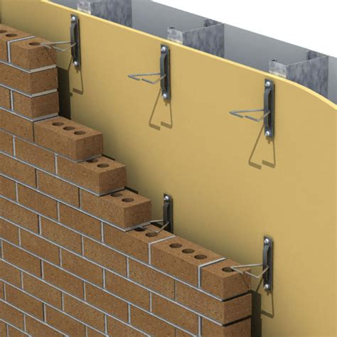 anchoring foamboard to concrete wall anchoring systems for brick veneer walls pro masonry guide