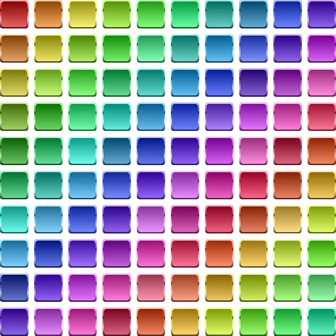 of colors chart of color button 183 free vector graphic on pixabay