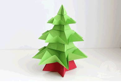 sapin de noel 187 sapin de noel en origami 1000 id 233 es sur