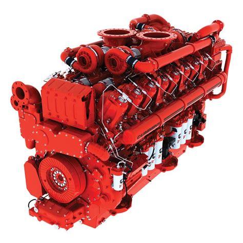 Ideal Home Design International Inc cummins introduces qsk95 marine engine