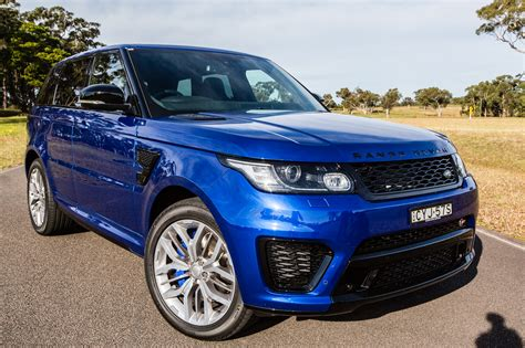 range rover sport price 2015 range rover sport svr pricing and specifications