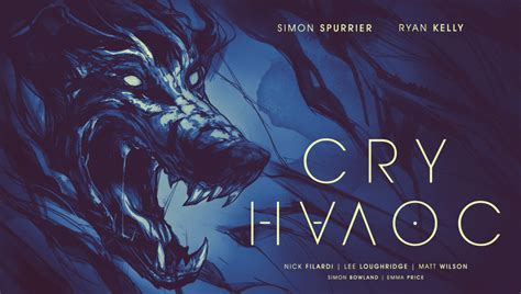 Cry Havoc si spurrier discusses his new image comics series cry