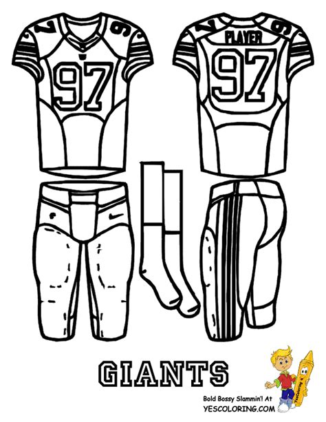 M Victor Cruz Giants Coloring Pages Coloring Pages Ny Giants Coloring Pages