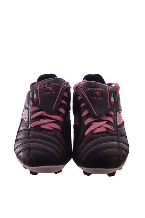 Diadora Ultimo Black Pink Original diadora premier italian soccer shoes cleats forza