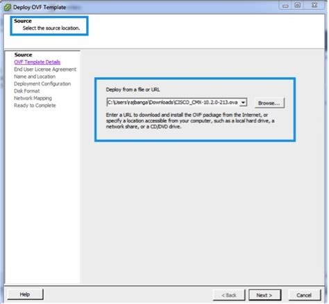 Mse Installing Card Templates by Cisco Mse Appliance Installation Guide For Cmx