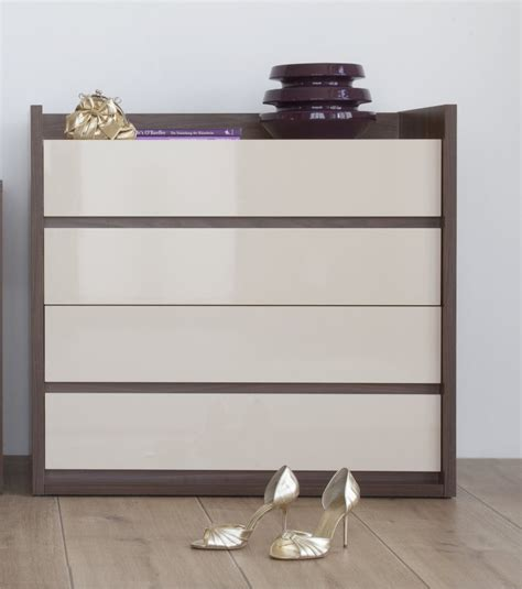 commode chambre adulte design commode tiroirs design inbox mobilier chambre coucher