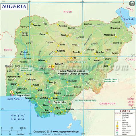 nigeria africa map nigeria map nigeria nigeria map africa