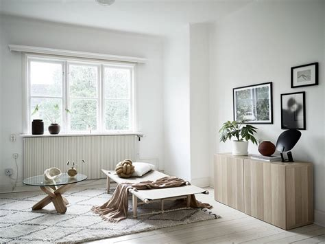Mietwohnung Einrichten by Minimal Living Room In Colors Coco Lapine