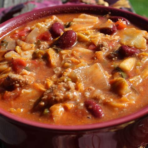 Hamburger Detox Soup by 25 Best Ideas About Kidney Bean Soup On