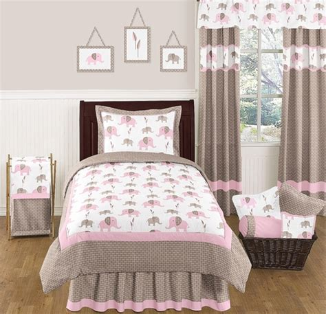Brown Blanket Kid by Pink And Taupe Mod Elephant Childrens And Bedding