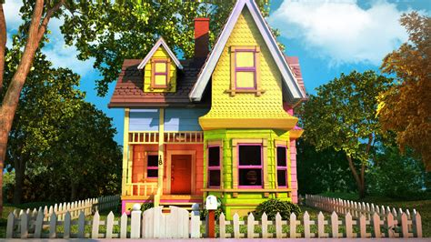 up the movie house pixar up house by flawless1979 on deviantart